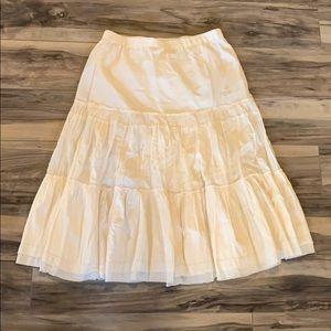 Club Monaco Peasant Skirt